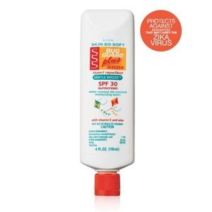 Avon Skin-So-Soft Bug Guard Plus Gentle Br…
